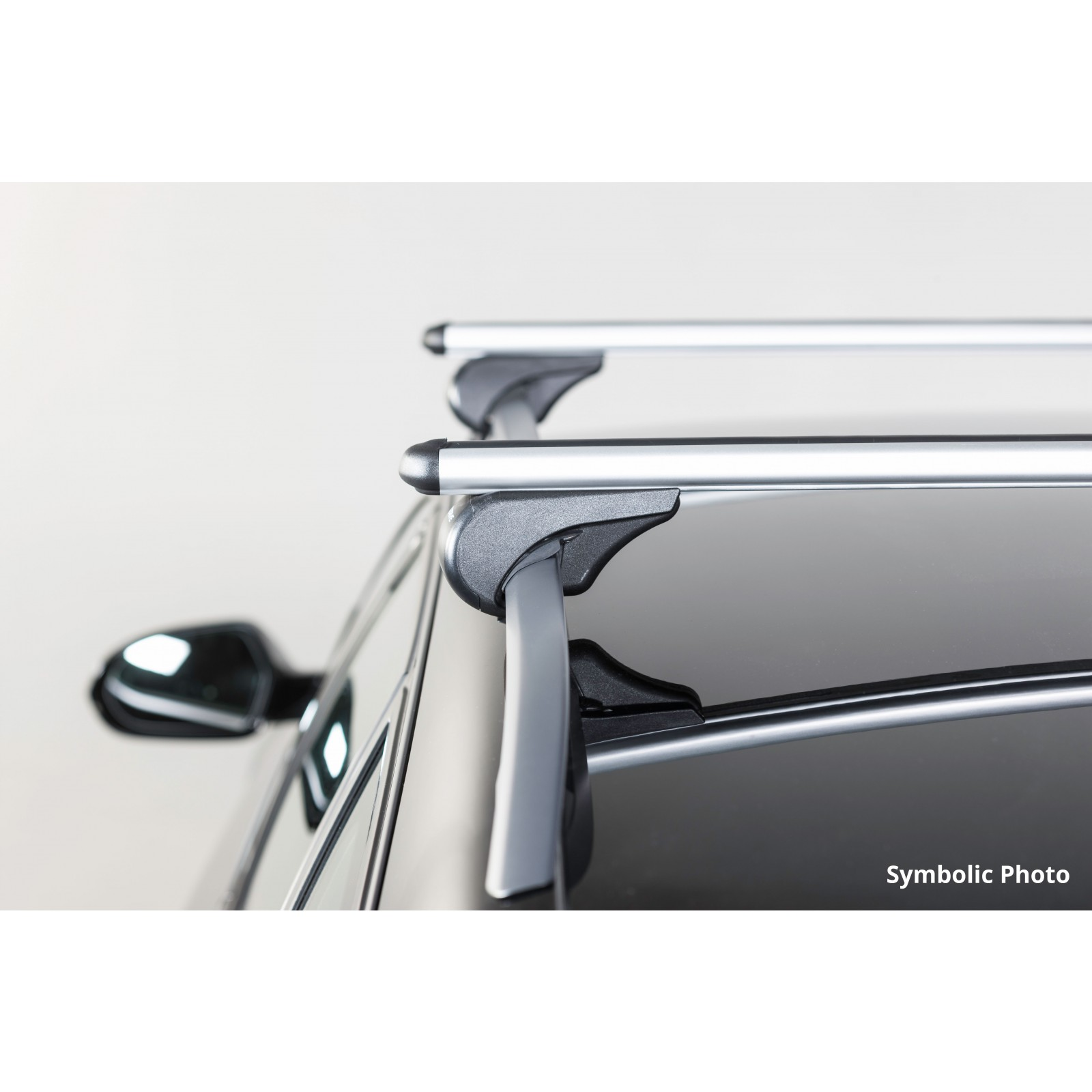 barre portatutto in alluminio per fiat freemont 127cm. Black Bedroom Furniture Sets. Home Design Ideas