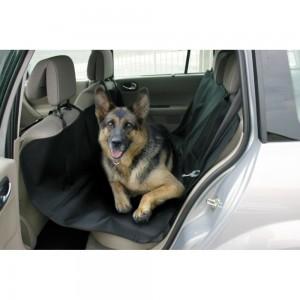 Coprisedile auto per cani completo