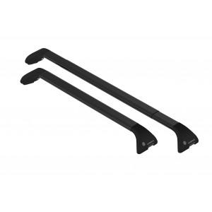 Barre portatutto in acciaio per Opel Zafira Tourer  (profilo verniciato)