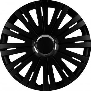 Copricerchi decorativi Active black