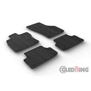 Tappetini per Audi A3 (tre porte)