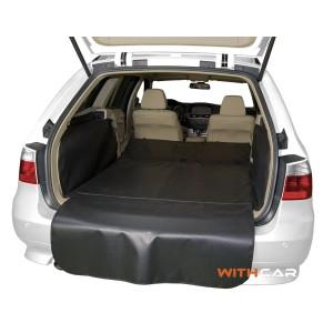 BOOTECTOR VW Tiguan (fondo basso, la gomma di scorta)