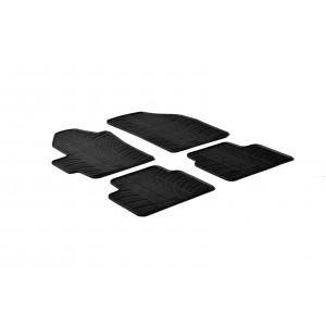 Tappetini per Chevrolet Spark (cinque porte)