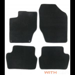 I tappetini tessili per Citroen C4/DS4