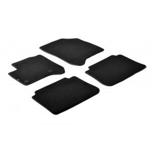 I tappetini tessili per Citroen C3 Picasso