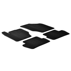 Tappetini per Citroen C4/DS4 (cinque porte)