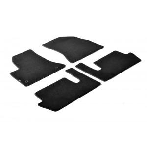 I tappetini tessili per Citroen C4 Picasso