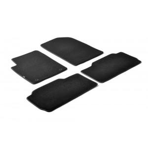 I tappetini tessili per Citroen Xsara Picasso