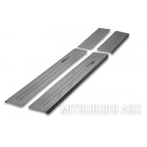 Protezione delle traverse per Mitsubishi ASX