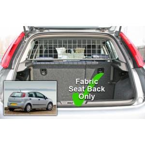 Rete divisoria per Fiat Grande Punto (Indietro tessile)