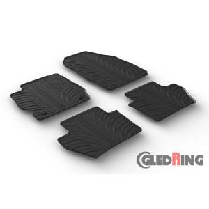 Tappetini per Ford Ka+ (manual, 5 porte)