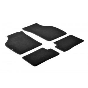 I tappetini tessili per Lancia Ypsilon