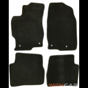 I tappetini tessili per Mazda 6