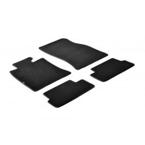 I tappetini tessili per Mini Cooper
