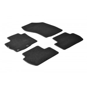 I tappetini tessili per Mitsubishi Outlander