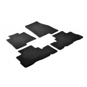I tappetini tessili per Mitsubishi Pajero (cinque porte)