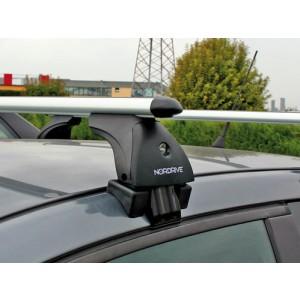Barre portatutto per Ford Fiesta (tre porte)