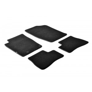 I tappetini tessili per Peugeot 206