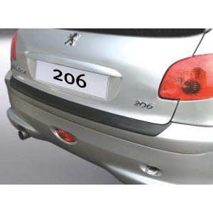 Protezione plastica per paraurti Peugeot 206/206 CC (non PLUS)