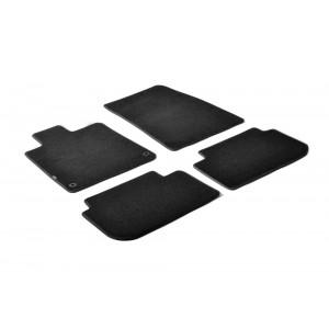 I tappetini tessili per Peugeot 407 SW