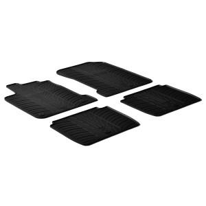 Tappetini per Renault Latitude (quattro porte avtomatik)