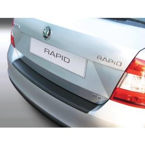 Protezione plastica per paraurti Skoda RAPID 4 porte