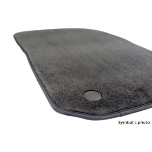 I tappetini tessili per Volkswagen Arteon