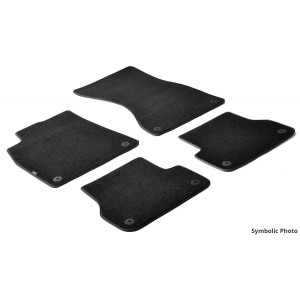 I tappetini tessili per Citroen C1