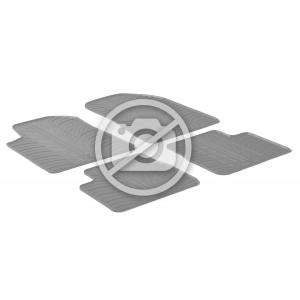 I tappetini tessili per Smart Forfour