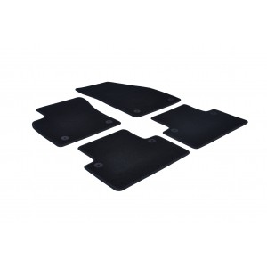 I tappetini tessili per Volvo V50