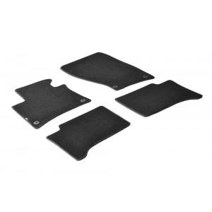 I tappetini tessili per Volkswagen Touareg