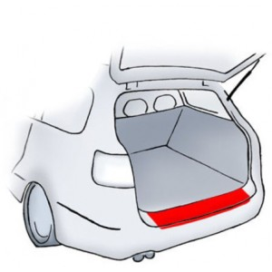 Adesivo per paraurti Volvo V40 furgone