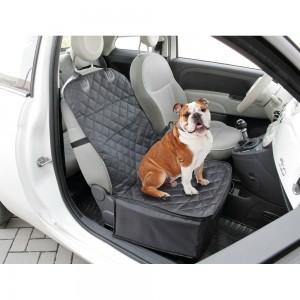 Coprisedile per cani e protezione per sedile auto (anteriore o posteriore)
