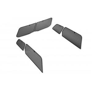 Tendine parasole per Hyundai i10 (cinque porte, spoiler)