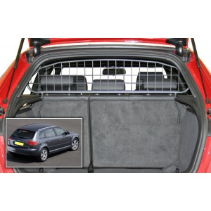 Rete divisoria per Audi A3 tre porte/Sportback