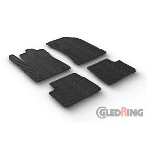 Tappetini per Citroen C3/DS3 (cinque porte)