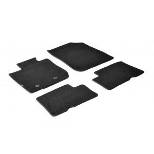 I tappetini tessili per Dacia Duster 4x4