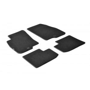 I tappetini tessili per Fiat Grande Punto