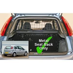 Rete divisoria per Fiat Grande Punto (Indietro metallo)