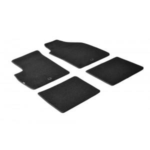 I tappetini tessili per Fiat Panda