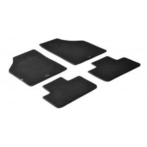 I tappetini tessili per Fiat Punto