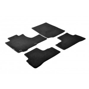 I tappetini tessili per Honda CR-V