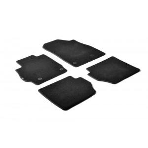 I tappetini tessili per Mazda 2
