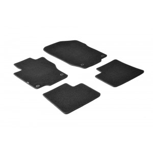 I tappetini tessili per Mercedes ML (W164)
