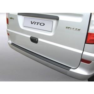Protezione plastica per paraurti Mercedes VIANO/VITO/V CLASS SPORT/AMG LINE