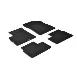 I tappetini tessili per Nissan Micra