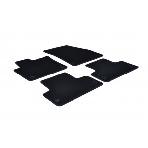 I tappetini tessili per Land Rover Evoque