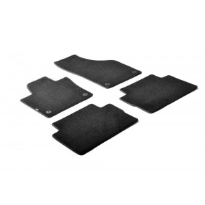 I tappetini tessili per Seat Alhambra
